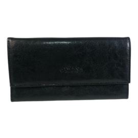 Fekete brifkó pincér pénztárca