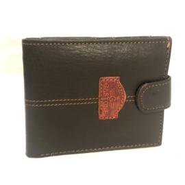 gastone férfi pénztárca közepes fekete