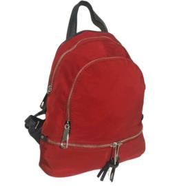 Kisméretű hátizsák piros