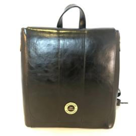 Prestige nagyméretű fekete hátizsák