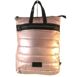 Pink steppelt hátizsák