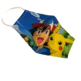 Extra cuki Pokémon maszk