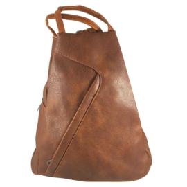 Divatos barna hátizsák 6872