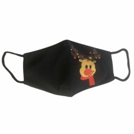 Extra cuki karácsonyos maszk rénszarvas