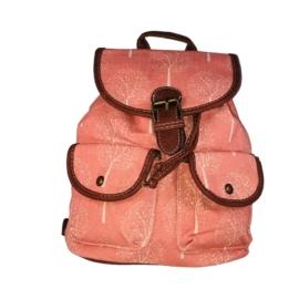 kis rózsaszín hátizsák