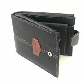Gastone férfi fekete pénztárca