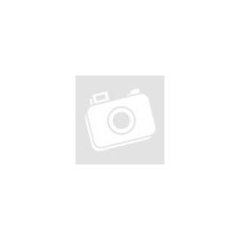 Kozmetikai táska 20,5*14 cm, apró virágmintás kék