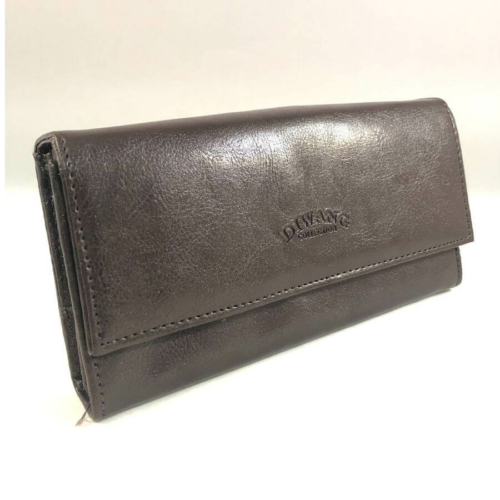 barna férfi brifkó pénztárca