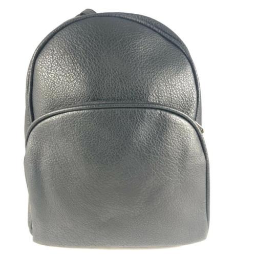 Kis trendi hátizsák fekete 18005