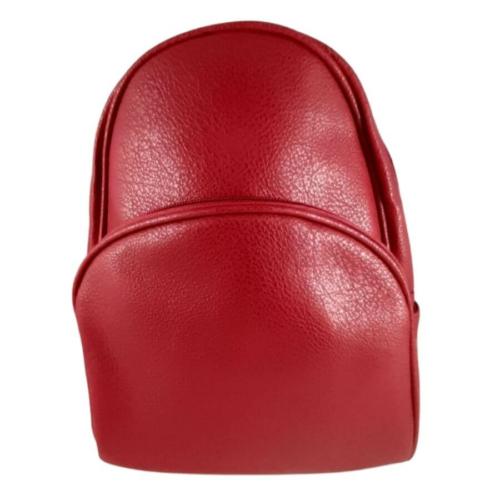 Kis trendi hátizsák piros 18005