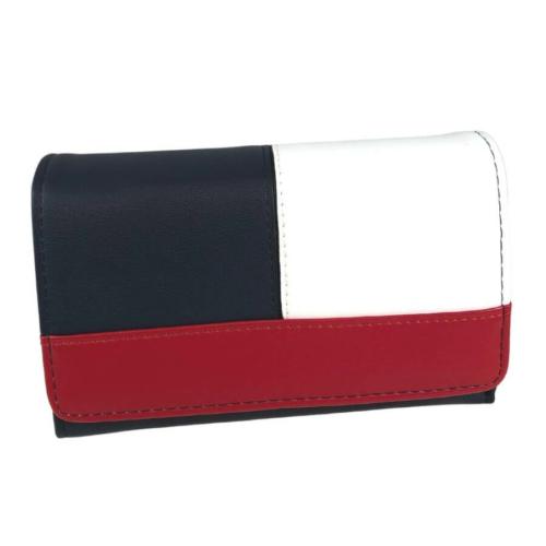 Divatos 3 színű pénztárca 03