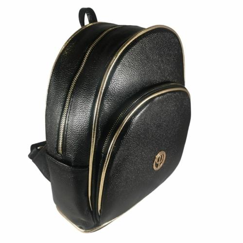 Prestige női fekete hátizsák