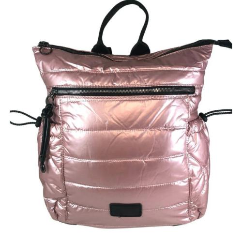 Pink steppelt divatos hátizsák H-817