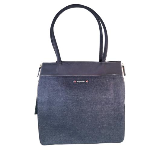 Baba - mama válltáska táska kék színben