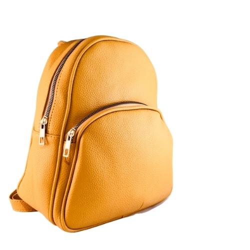 sárga divatos trendi hátizsák