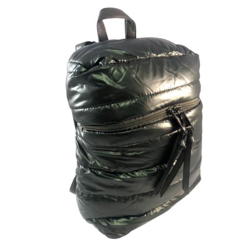 steppelt hátizsák zöld