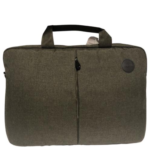 egyszerű zöld laptop táska