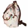 Kép 2/4 - Kis nyuszis mintájú hátizsák Camilla