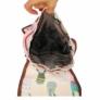 Kép 4/4 - Kis nyuszis mintájú hátizsák Camilla