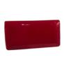 Kép 1/2 - piros fényes pénztárca