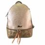 Kép 2/3 - Karen rostbőr hátizsák arany színben