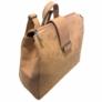 Kép 2/3 - Karen rostbőr hátizsák púder színben