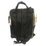 Kép 4/5 - Baba - mama pamutvászon táska fekete és bézs színben