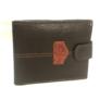 Kép 1/3 - gastone férfi pénztárca közepes fekete