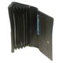 Kép 3/3 - Kék színű műbőr brifkó pincér pénztárca