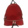 Kép 2/3 - Kisméretű hátizsák piros