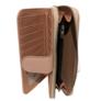 Kép 3/3 - Púder színű műbőr pénztárca