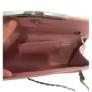 Kép 3/3 - Alkalmi táska lakk hatású pink színben