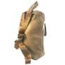 Kép 3/3 - Műbőr barna hátizsák 6756