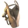 Kép 3/3 - Műbőr barna hátizsák 349