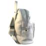 Kép 3/3 - Műbőr szürke hátizsák 6758