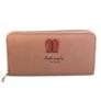 Kép 2/3 - Pink műbőr női pénztárca