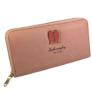 Kép 1/3 - pink műbőr pénztárca