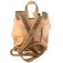 Kép 3/4 - Chiara mintás barna hátizsák