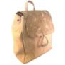 Kép 2/4 - Chiara mintás barna hátizsák