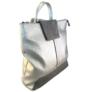 Kép 1/2 - Karen nagyméretű ezüst hátizsák