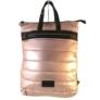 Kép 1/2 - Pink steppelt hátizsák