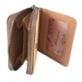 Kép 2/3 - Kisméretű pénztárca fehér pink