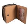 Kép 3/3 - Kisméretű pénztárca fehér pink