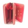 Kép 4/4 - Kisméretű piros pénztárca F6619