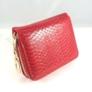 Kép 2/4 - Kisméretű piros pénztárca F6619