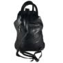 Kép 3/3 - Divatos fekete hátizsák 0206