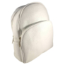 Kép 1/3 - Kis trendi hátizsák fehér18005