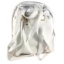 Kép 3/3 - Kis trendi hátizsák fehér 18005