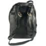 Kép 3/3 - Kis trendi hátizsák fekete 18005