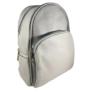 Kép 1/3 - Kis trendi hátizsák szürke 18005